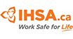 Infrastructure Health & Safety Association Logo